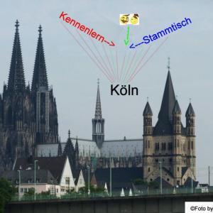 Kennenlern-Stammtisch Köln 14.12.2019