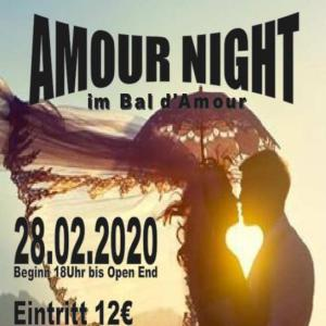AMOURNIGHT im Bal d'Amour