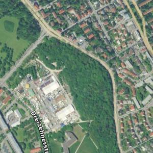 Hindenburgpark beim Nordbahnhof
