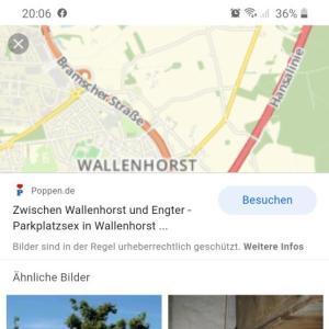 Zwischen Wallenhorst und Engter