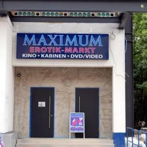 KINO Maximum Erotik Markt Reutlingen