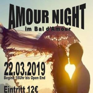 AMOURNIGHT im Bal d'Amour