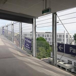 Hafen Parkhaus