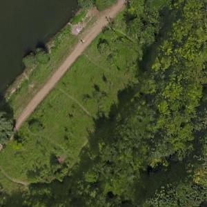 Am Kanal Halle ( hinterer Teil ) Neu