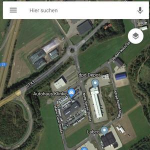 Industriegebiet Stotel